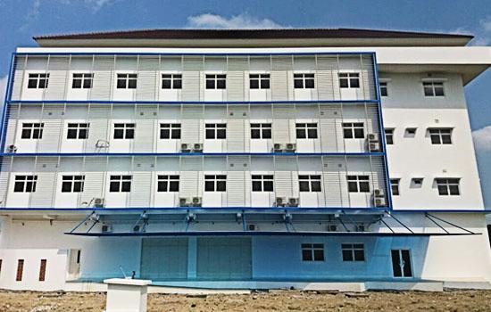 Palang Biru Hospital & Nurse Dormitory