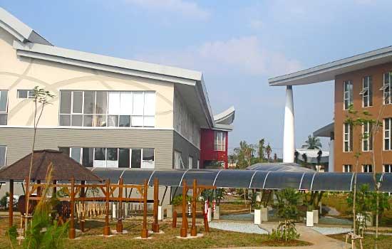 Sinarmas World Academy, Tangerang