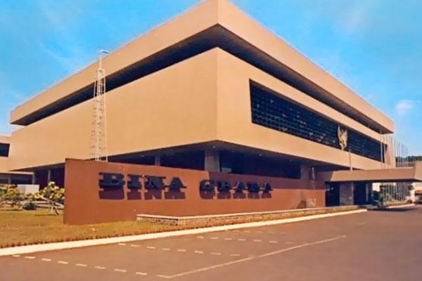 Bina Graha Presidential Office, Jakarta