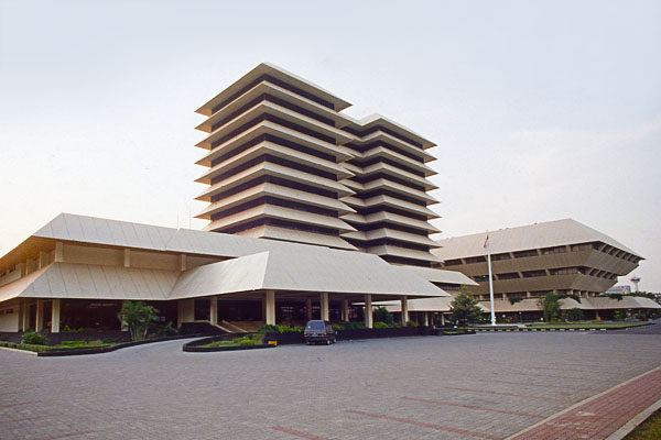 Secretariate Building of Central Java