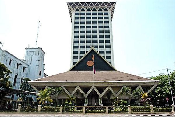 Kwartir Nasional Gerakan Pramuka, Jakarta