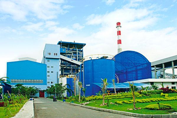 Power Plant, Gresik