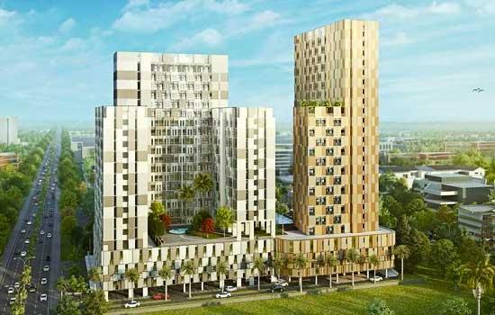 Sayana Apartment Kota Harapan Indah, Bekasi