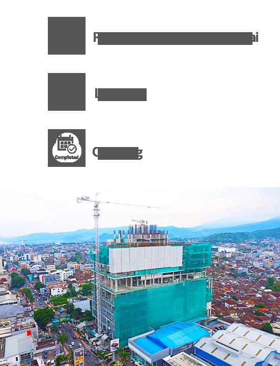 Grand Mercure, Lampung