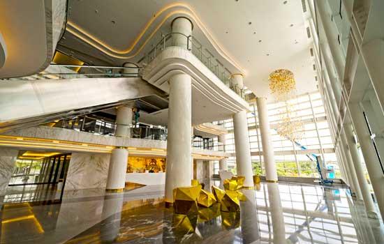Nuanza Hotel & Convention, Cikarang